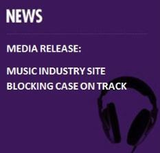 Music Industry Site Blocking Case on Track